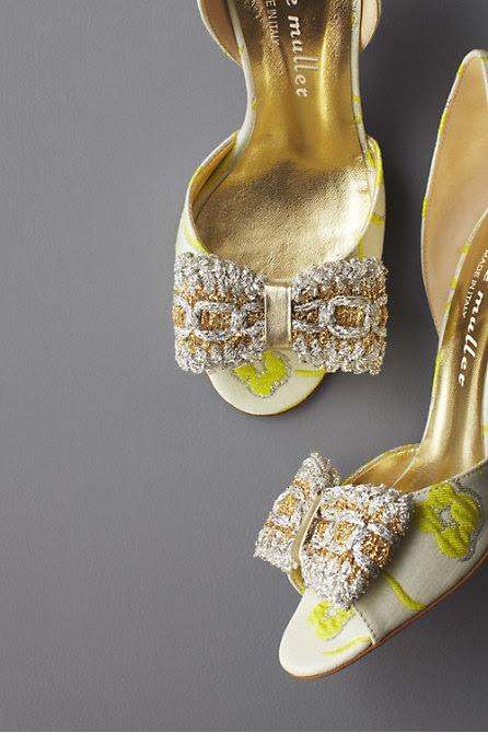 Brocade d'Orsay Heels