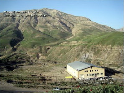 Damavand First Camp Polour Hut