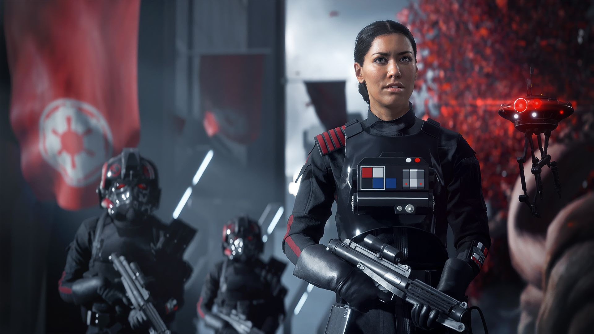 Star Wars: Battlefront 2 alpha datamined, new heroes found screenshot