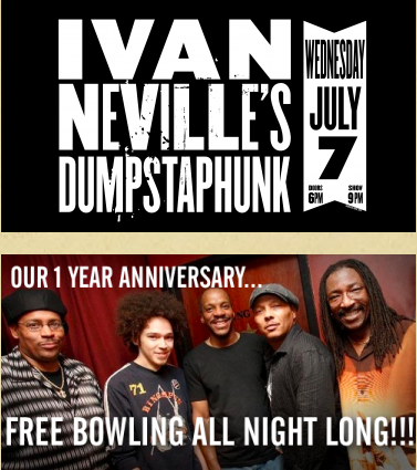 1 Year Anniversary Party :: FREE  BOWLING