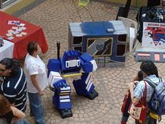Ticobot 2008 - Exhibición de Modelos