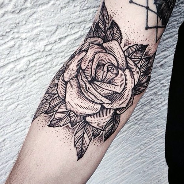 New and Trendy Dotwork Tattoo Ideas for 2016 (27)
