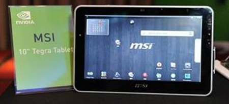 MSI 10 tums tablet