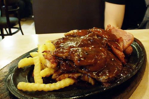 Hong Kong Style Steak - The Prime Steak Restaurant