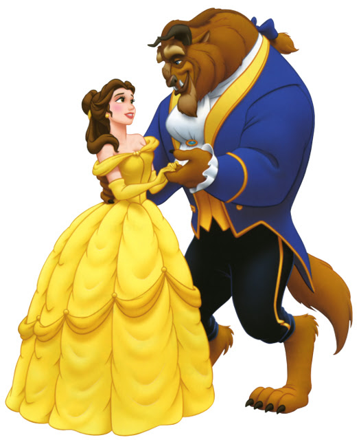 Free Beauty and the Beast Movie Downloadable Disney Clipart and Disney ...