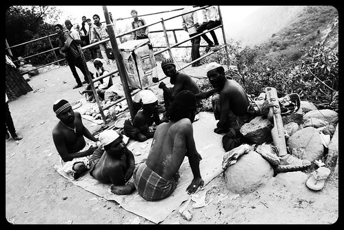 Beggars Of India - Ham Sath Sath Hain by firoze shakir photographerno1