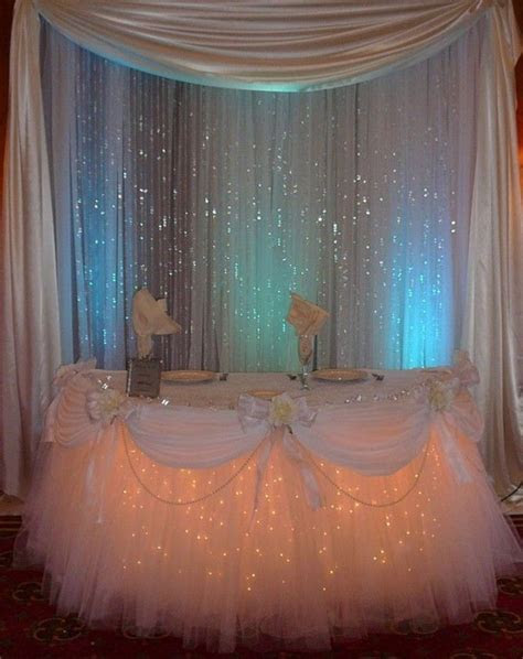 25  Best Ideas about Tulle Backdrop on Pinterest   Tulle