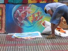 Artist on el Conde