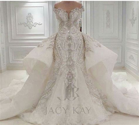 Jacy Kay   Weddings in 2019   Wedding dress train, Wedding