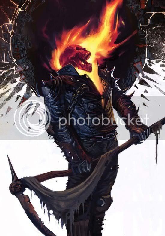 Ghost Rider v5 #22