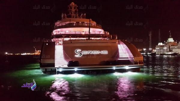 صور حصرية ليخت الأمير محمد بن سلمان سيصدمك سعره