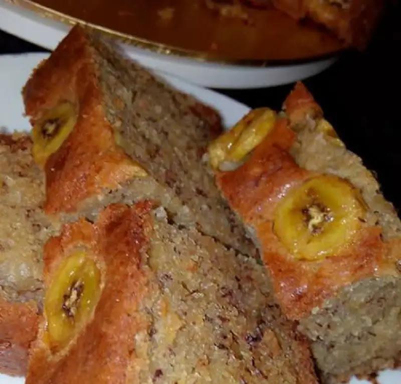 resepi kek coklat pisang ucapan lebaran Resepi Kek Coklat Vico Enak dan Mudah