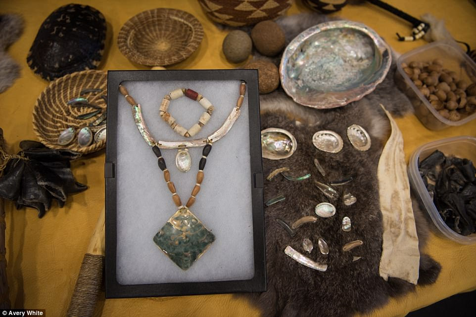 In Nisenan culture, jewelry was a sign of status and wealth within a tribal community
