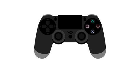 11 PS4 Video Game Controller Vector Images   PS4