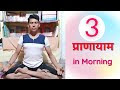 4 प्राणायाम हर सुबह करे जो बनाएं आपको बीमारी मुक्त - डॉ. विनोद कुमार