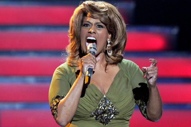 La chanteuse Jennifer Holliday ne sera pas de l'investiture... (Photo Mario Anzuoni, archives REUTERS)