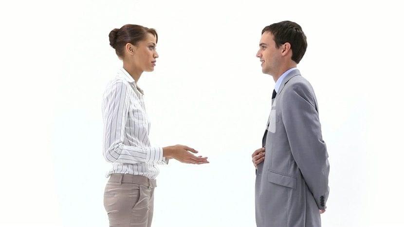 lenguaje no verbal en una conversacion