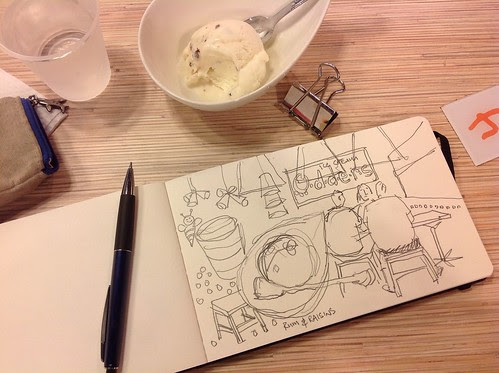 Udders Ice cream parlour