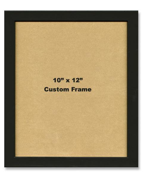 Nelson De La Nuez The Moha Black Frame For 10x12 Prints Nelson