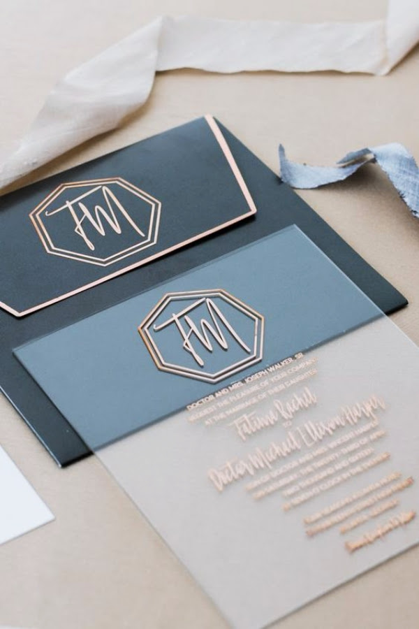 30 Creative Wedding Invitation Card Ideas Bored Art