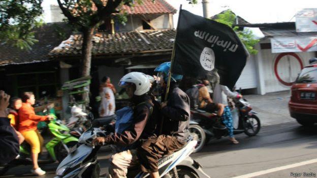 Pendukung ISIS