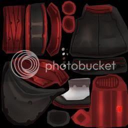 Dark Monk Robe   NIGHT002.BLOGSPOT.COM