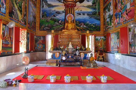 Buddhist Temple Ceremony Wedding Packages Venue : Krabi