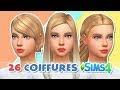 26 EA COIFFURES - CC SIMS 4
