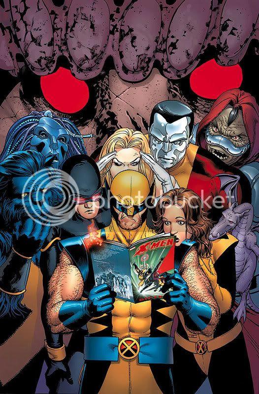 Os surpreendentes X-Men