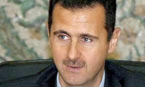 Assad tem poucas opções.