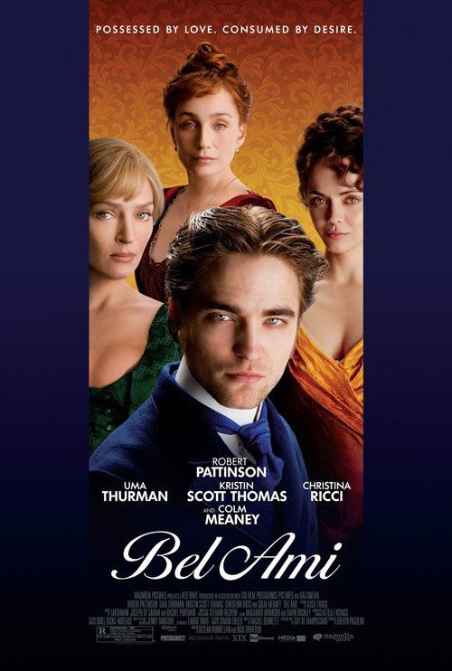 Bel Ami Poster - 2012, Robert Pattinson