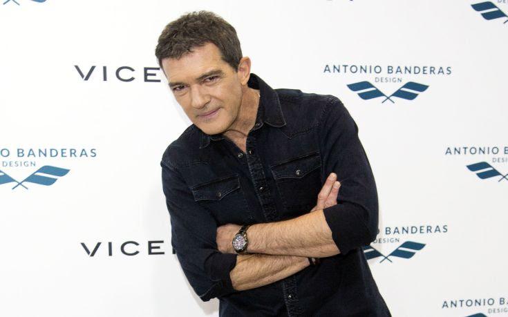 Στο νοσοκομείο με πόνους στο στήθος ο Αντόνιο Μπαντέρας