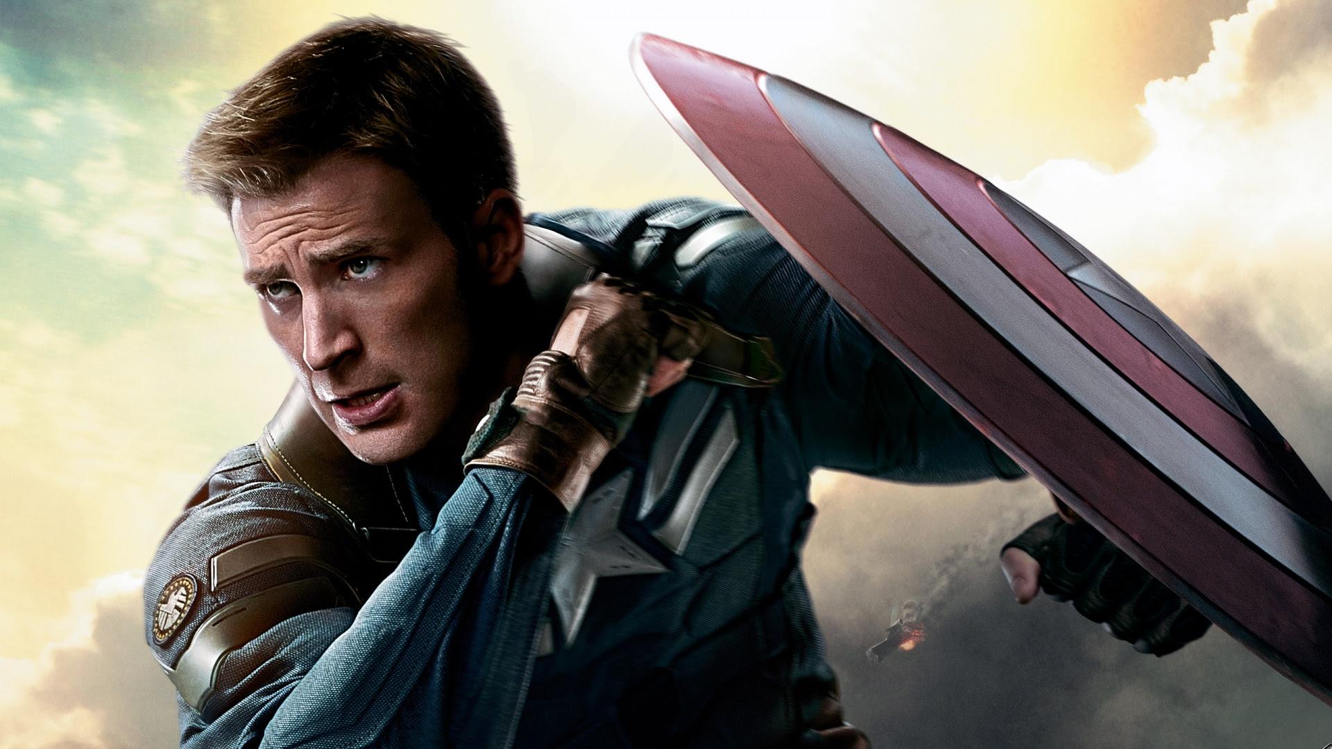 Captain America Chris Evans Fond Décran 38357252 Fanpop