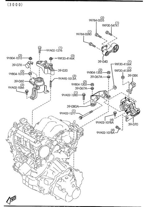 Aftermarket Engine Mounts - Mazda 6 Forums : Mazda 6 Forum
