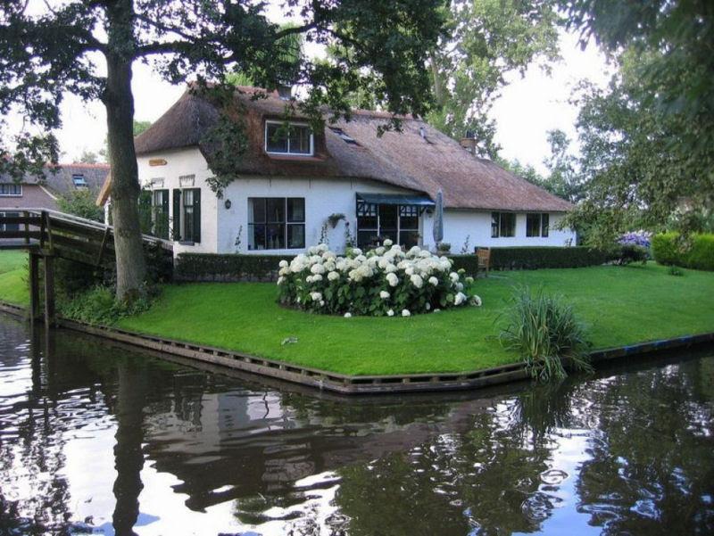 Giethoorn, a Veneza rural da Holanda 24