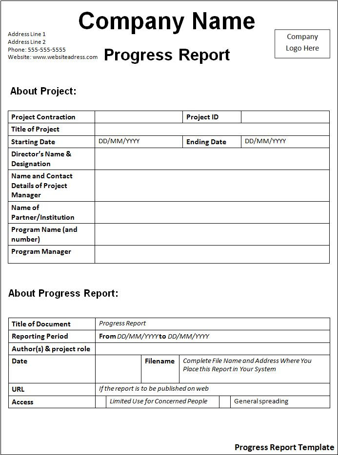 Progress report for the proposal paper
