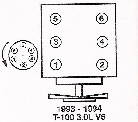 What Is The Firing Order For A 90 Toyota 4runner 3 0 V6 Evanmcdermott1 S Blog