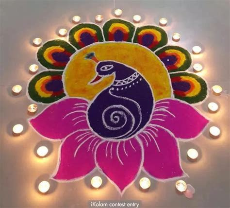 Best 25  Diwali rangoli ideas on Pinterest   Rangoli