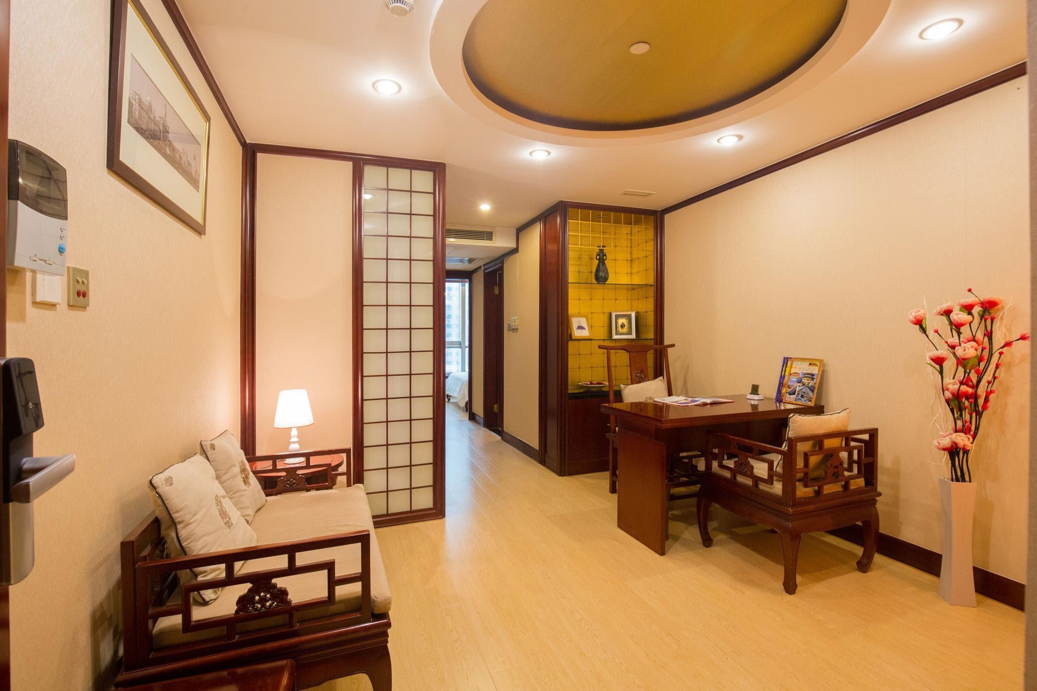 Shanghai Tea Garden Serviced Apartment Reviews