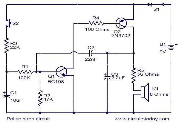 police-siren-circuit