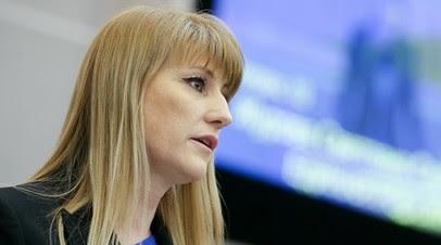 Журова надеется, что россияне не станут надевать форму сборной Украины с Крымом