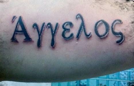 Significado De Tatuajes En Otros Idiomas Zonatattoos
