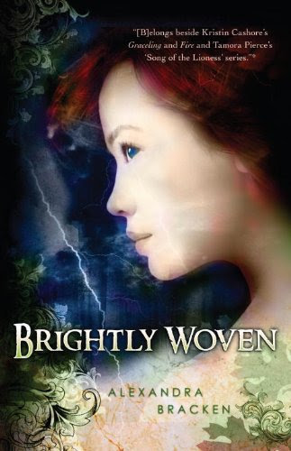 Cover of Brightly Woven