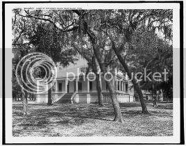 Sarah Dorsey's mansion at Beauvoir