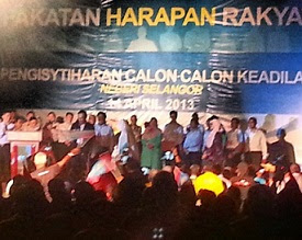 Calon PKR Selangor