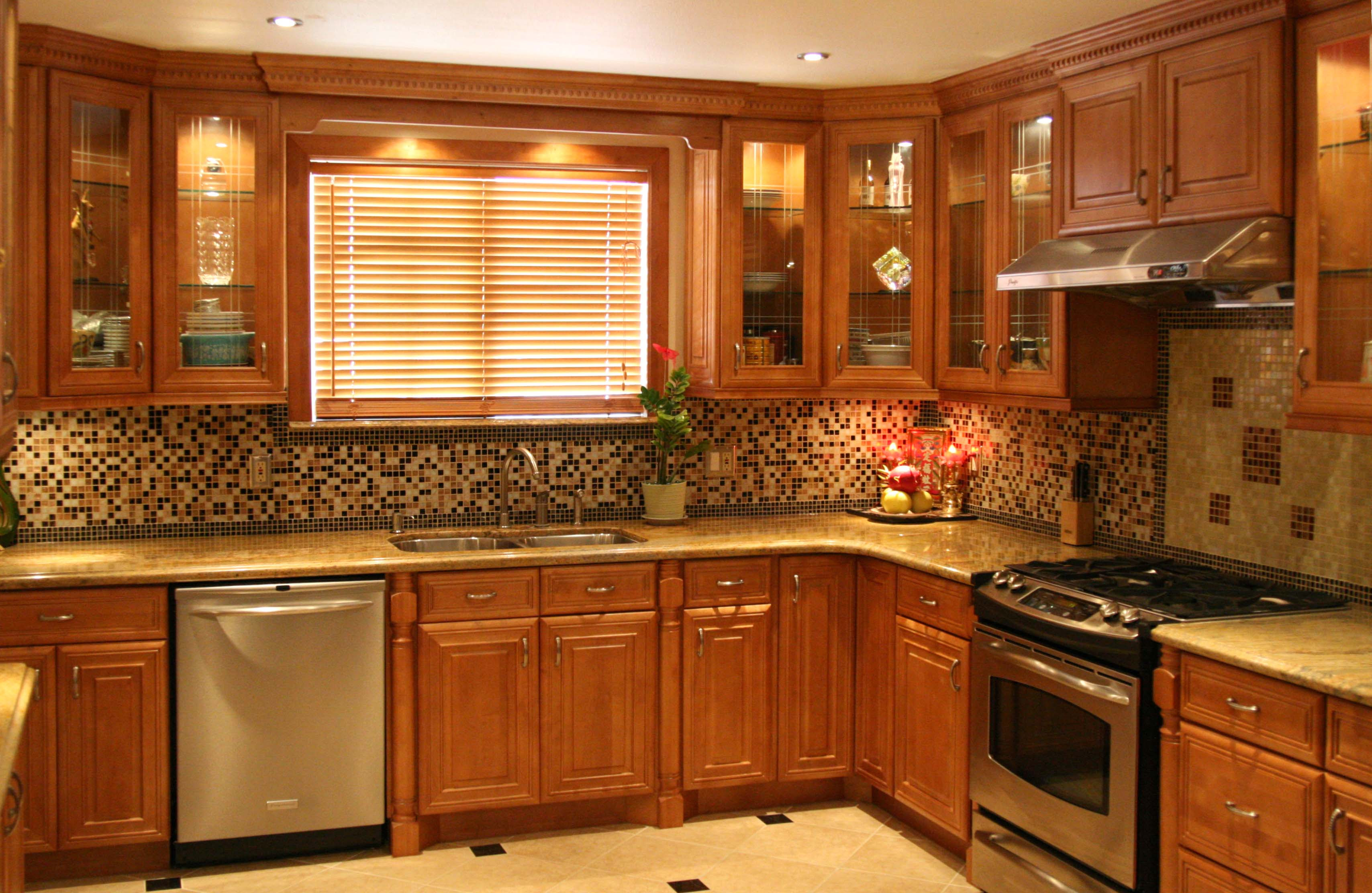 Solid Wood vs. Laminate Kitchen Cabinets | Cabinetry ...