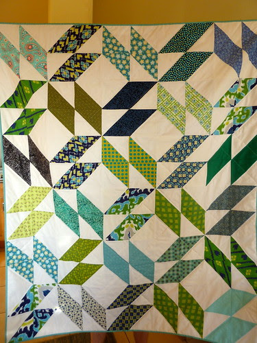 Hurricane Sandy Relief Quilt #1