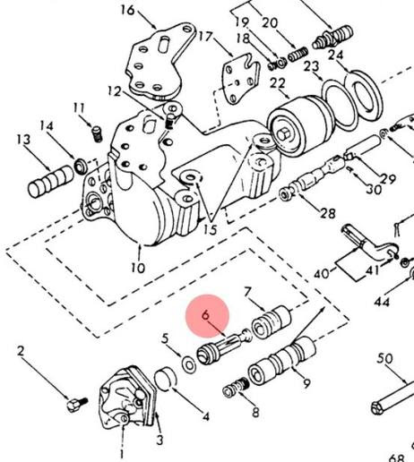 Ford Jubilee Tractor Hydraulic Diagram - Wiring Site Resource