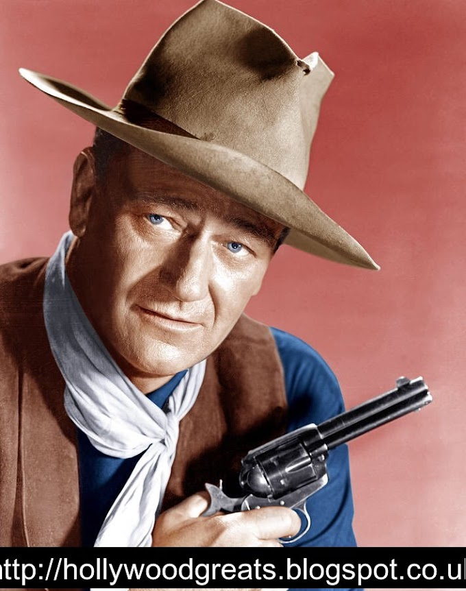 the legend that was john wayne (1907-1979)