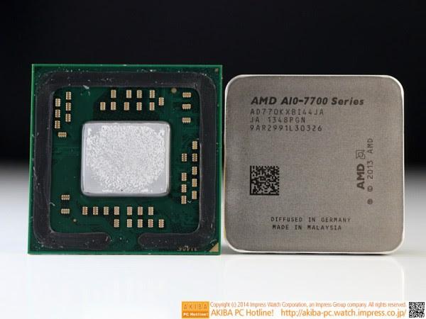 IHS AMD A10-7700K Kaveri (2)
